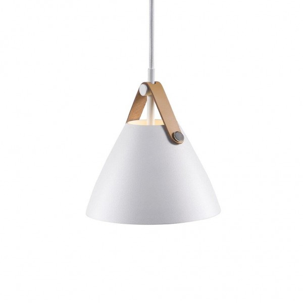 Nordlux DFTP 84303001 Strap 16 Pendant Light in White