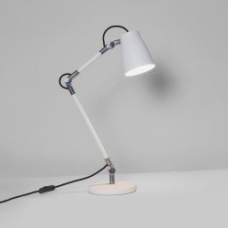 Astro Lighting 1224002 Atelier Arm Assembly Table Lamp in White