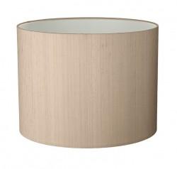 The Light Shade Studio DRM2501 Drum Medium 25cm Shade Taupe