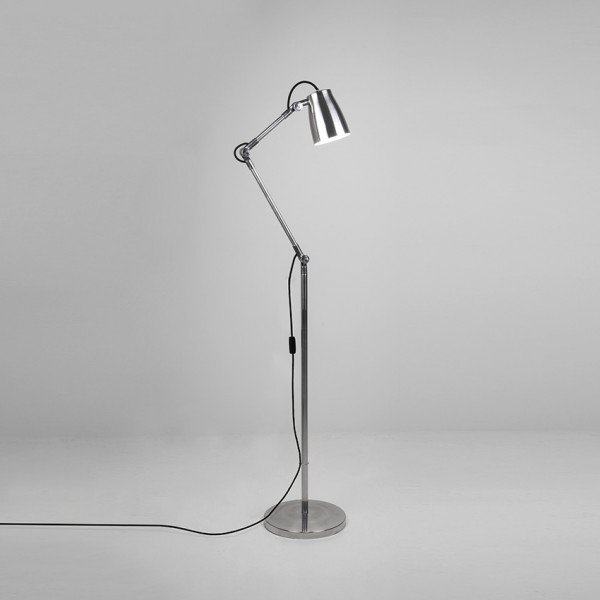 Astro Lighting 1224001 Atelier Arm Assembly in Polished Aluminium