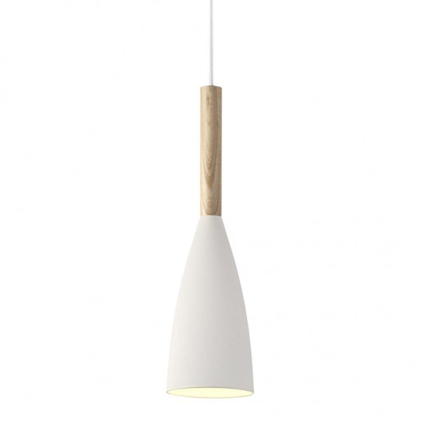 Nordlux 43283001 DFTP White Nordic Pure 10 Pendant Light