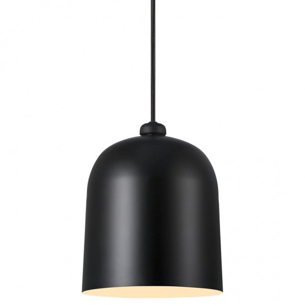 Nordlux 48163003 DFTP Black Angle Pendant Light