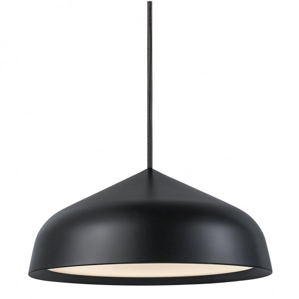 Nordlux 48103003 DFTP Fura 25 Black Pendant Light