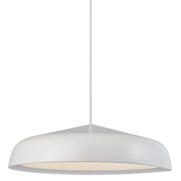 Nordlux 48113001 DFTP Fura 40 White Pendant Light