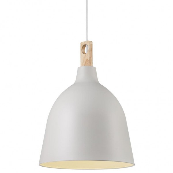 Nordlux 48123001 DFTP Moku 29 Grey Pendant Light
