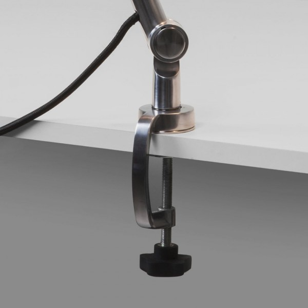 Astro 1224010 Atelier Clamp in Polished Aluminium