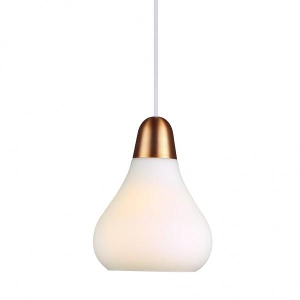 Nordlux 78163030 DFTP Bloom 16 Opal White Pendant Light