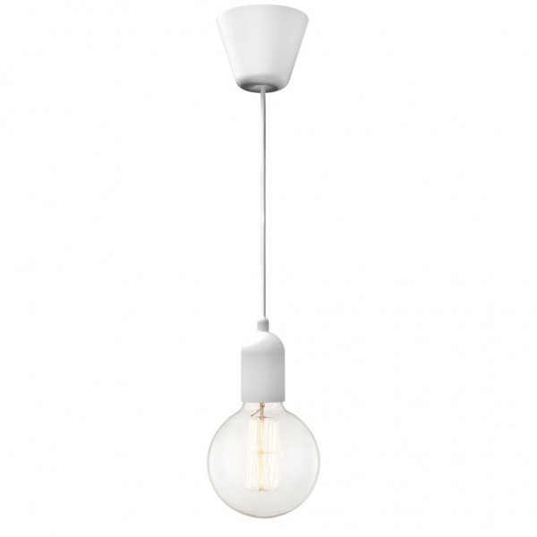 Nordlux 75470001 DFTP Funk White Pendant Light