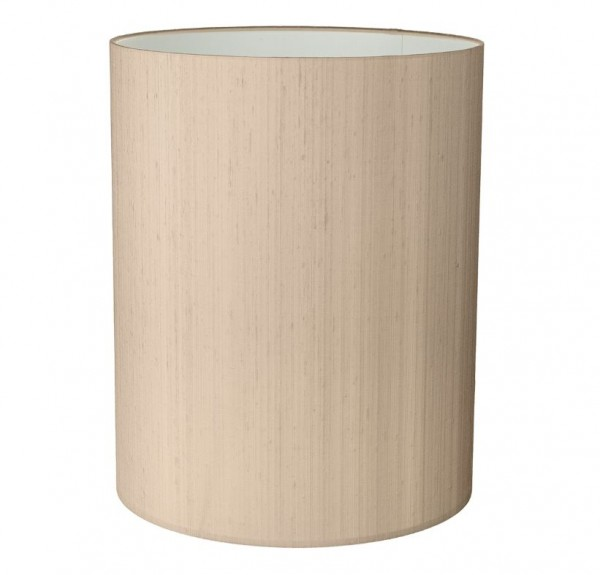The Light Shade Studio DRT1301 Drum Tall 13cm Shade Taupe