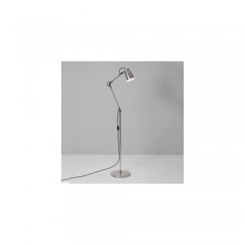 Astro Lighting 1224007 Atelier Floor Base in Polished Aluminium