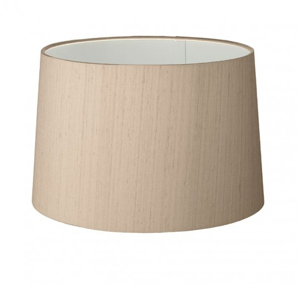 The Light Shade Studio TAP3501 Tapered Drum 35cm Shade Taupe