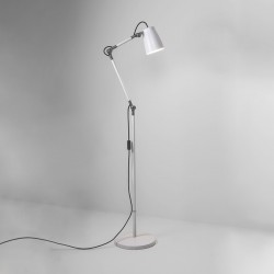 Astro Lighting 1224008 Atelier Floor Base in White