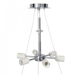 Dar SP0650 6 Light Suspension