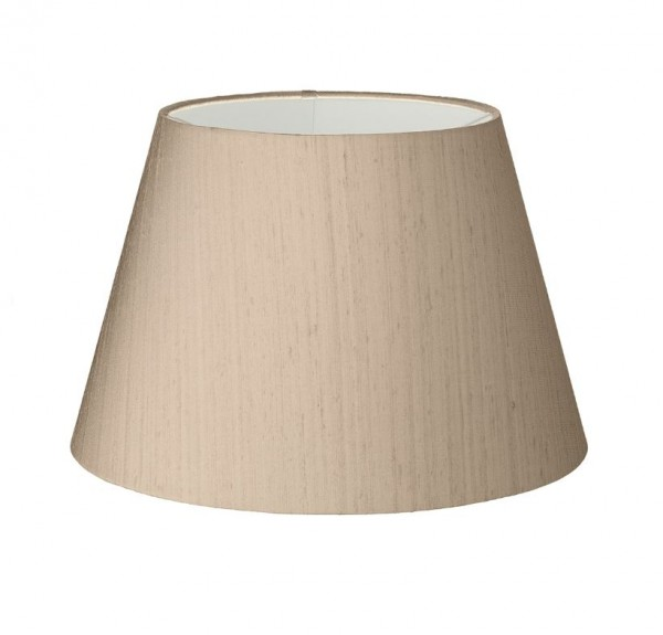 The Light Shade Studio EMP4001 Empire Drum 40cm Shade Taupe