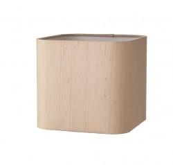 The Light Shade Studio ZUM0801 Zumin 20cm Round Square Shade Taupe