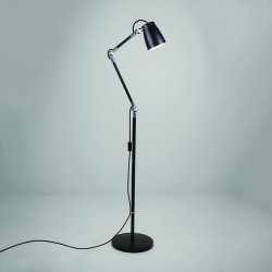 Astro Lighting 1224009 Atelier Floor Base in Black
