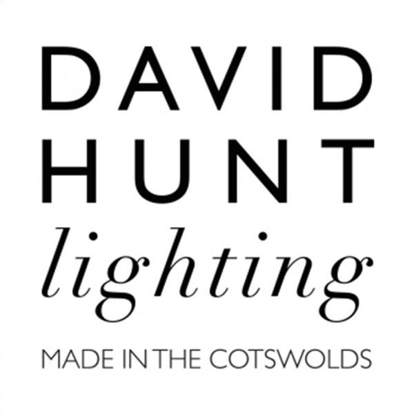 David Hunt COS5840 Cosmos 4 Light Semi Flush Butter Brass
