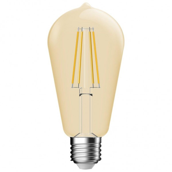 Nordlux 2080052758 DECO EDISON E27 LED Gold Finish