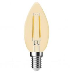 Nordlux 2080091458 DECO Candle E14 LED Gold Finish