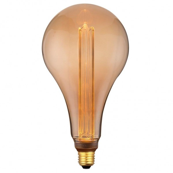 Nordlux 2080282758 RETRO DECO GLOBE E27 LED Gold Finish