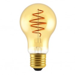 Nordlux 2080022758 DECO Standard Spiral E27 LED Gold Finish