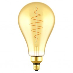 Nordlux 2080062758 DECO Edison E27 LED Gold Finish