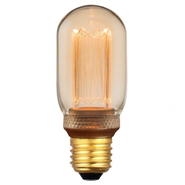 Nordlux 2080142758 Retro Tubular E27 LED Gold Finish