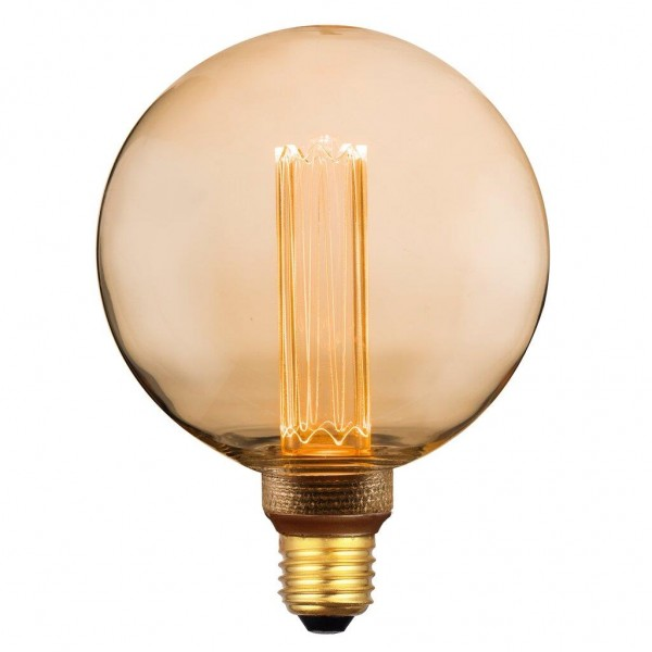 Nordlux 2080242758 Retro DECO Globe E27 LED Gold Finish