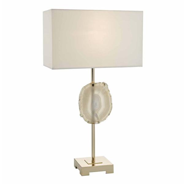 Dar Lighting TAO4235 Taormina Table Lamp