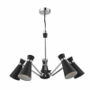 Dar Lighting ASH0522 Ashworth 5 Light Pendant