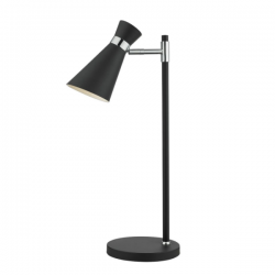 Dar Lighting ASH4122 Ashworth Table Lamp