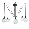 Dar Lighting ROU0567 Rouen 5 Light Pendant