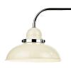 Dar Lighting DYN0333 Dynamo 3 Light Bar Pendant Cream and Polished Chrome