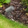 Astro Lighting 1401007 Bayville Spike Spot in Textured Black