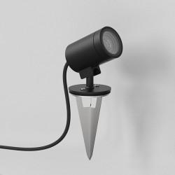 Astro Lighting 1401009Bayville Spike Spot in Textured Black 12 V LED