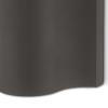 Dar Lighting HAX2137 Haxton Outdoor Wall Light Grey C/W Speaker LED IP44