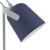 Dar Lighting EFF4123 Effie Task Lamp Blue & White