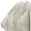 Dar Lighting ESI6515 Esidro Easy Fit Pendant Ivory