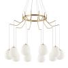 Ideal Lux 206394 Karousel SP10 10 Light Pendant