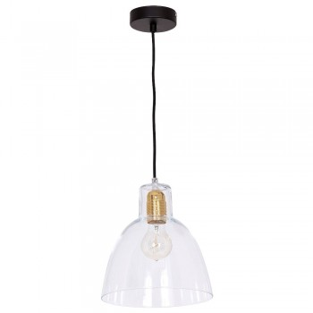 Culinary Concepts LX-BELL Bell Light Fitting Glass