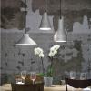 Ideal Lux 110431 Oil-3 SP1 Pendant Light in Concrete