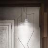 Ideal Lux 207889 SP1 Vinegar Pendant Light in Satin Brass