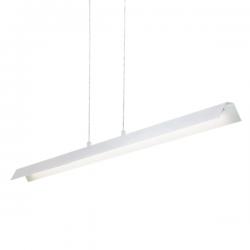 Ideal Lux 239132 Lea SP Pendant Light in White