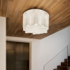 Ideal Lux 125510 Compo PL10 Ceiling Light in White