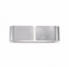 Ideal Lux 088273 Clip Twin Wall Light Small Argento