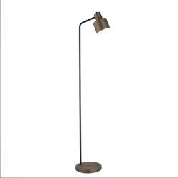 Endon Lighting 78706 Mayfield Task Floor Lamp in Dark Bronze