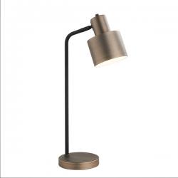 Endon Lighting 78705 Mayfield Task Table Lamp in Dark Bronze