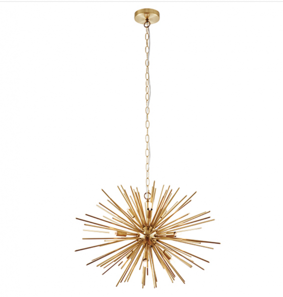 Endon Lighting Orta 70575 Orta 9lt Pendant