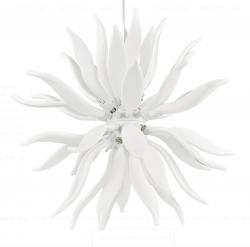 Ideal Lux 112268 Leaves Pendant SP12
