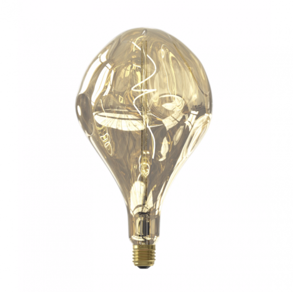 Calex 8712879147435 Organic Evo Champagne led lamp 6W 100lm 1800K dimmable